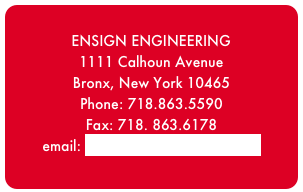 ENSIGN ENGINEERING